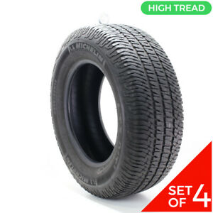 Set Of 4 Used 275 65r18 Michelin Ltx At2 114t 8 5 10 32