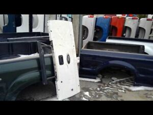 Trunk Hatch Tailgate With Tailgate Step Fits 08 12 Ford F250sd Pickup 662993