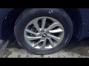 Wheel 17x7 Alloy With Tpms Fits 16 18 Tucson 670554