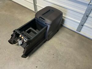 2014 2020 Chevrolet Silverado Sierra Center Floor Console 14 15 16 17 18