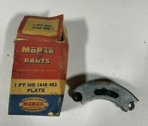 1955 1956 Nos Plymouth Dodge Chrysler Desoto Turn Signal Switch Plate 1440462