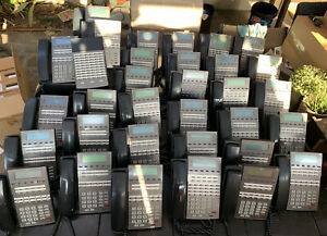 Nec Dsx 160 Key Telephone System With 38 Phones Dsx 22b Dsx 60b Console