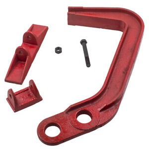 6 Ton Auto Body Frame Jumbo Deep Fast Hook Up Chassis Hook Clamp Pulling Puller