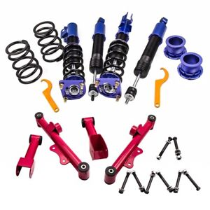Full Coilover Coil Spring Kits For Ford Mustang 94 04 Adj Height control Arm