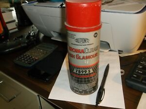Nos Pint Of Dupont Chromaclear High Glam 7899s Hot Weather Activator Reducer
