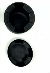Chevy Trailblazer Gmc Envoy Center Console Drink Rubber Cup Holder Inserts 02 09