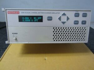 Keithley 2306 vs Dual Channel Battery Charger Simulator test And Characterize