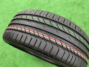 New Continental Contisportcontact 5p 225 40r19 Maximum Mercedes 100 Tread Moe