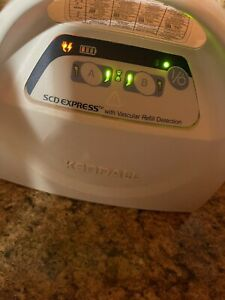 Kendall Scd Express Compression System With Power Cord No Battery Tested