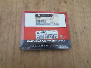 Cleveland Twist Drill 1 5 Ez Out Set Bolt Extractor Set Usa New
