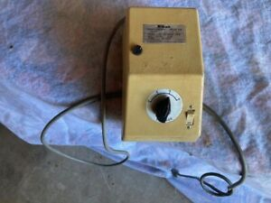 Nikon Model Xn Transformer Power Supply 3 6v
