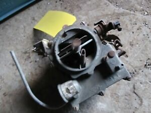 2jet Gm 2bbl Carburetor Carb