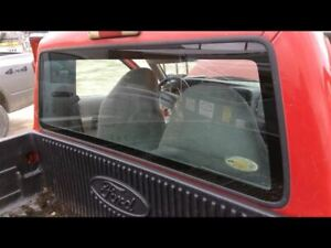 Back Glass Fixed Tinted Fits 98 11 Ranger 367353