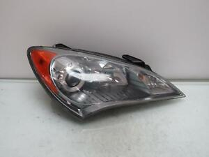 Hyundai Genesis Coupe Headlight Hid Xenon Right Headlamp Oem 2009 2010 2011 2012