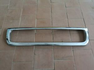 Audi 80 90 Coupe B3 Quattro 16v 20v Type 89 1986 1991 Kamei Chrome Front Grille