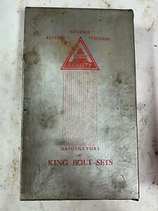 1947 1948 1949 1950 Nos Gmc Andrew Quality King Pin Set Wb 494 2230680