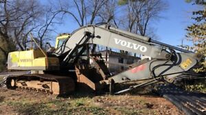 2005 Volvo Ec210 Excavator Part Out Or Sell As Whole Does Not Have Engine