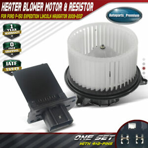 Ac Blower Motor Resistor For Ford F 150 Expedition Lincoln Navigator 2009 2017