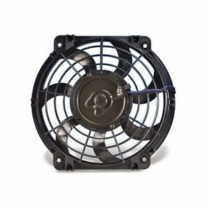 Flex A Lite Syclone S Blade Electric Fan 785 Cfm Puller 10 Dia Single 390