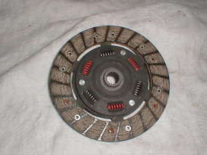 Fiat 850 Clutch Friction Disc Plate New 5888133