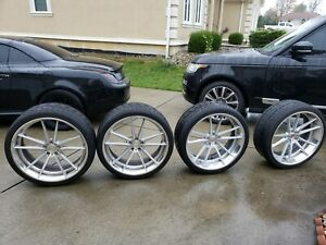 24 Adv1 Wheels W Tires Rolls Royce Ghost Bmw Range Rover