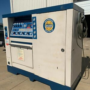 Bauer Unicus Iii Breathing Air Industrial Scuba Air Compressor total System