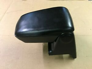 87 93 Ford Mustang Black Center Console Frame Armrest Storage Tray Factory Oem