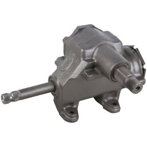 Manual Steering Gear Box For Chevy Bel Air 1958 1964