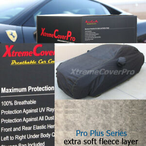 1999 2000 2001 Ford Mustang Convertible Breathable Car Cover W fleece