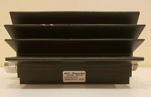High Power Fixed Coaxial Attenuator 40 Db Weinschel Cage 93459 Model 49 40 33