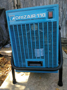 Dri eaz Drizair F133 110 Pint Refrigerant Dehumidifier Remove Up To 14 Gpd 5042