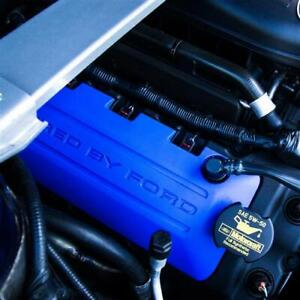 2011 2020 Mustang Ford Performance Powered By Ford Blue Coil Covers Summer Sale