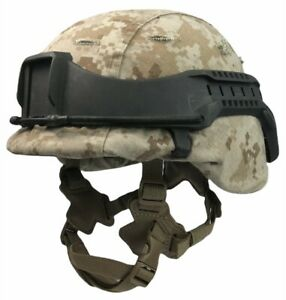 Boltless Helmet Rail NVG Mount System Fits USMC ARMY LWH MICH ACH ECH PASGT Etc. $54.00