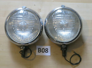 Marchal 670 680 Virages Brouillard Fog Driving Lights Carello Hella Cibie