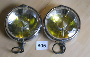 Marchal 662 762 Fantastic Fog Driving Lights Carello Hella Cibie