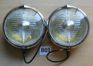Marchal 660 Fantastic Fog Driving Lights Carello Hella Cibie
