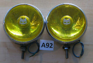 Marchal 819 Fog Driving Lights Carello Hella Cibie