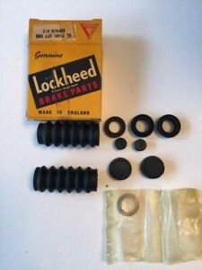 Triumph Tr2 Tr3 Mg Magnette Lockheed Brake Clutch Master Cylinder Repair Kit