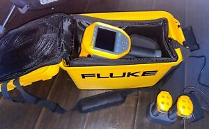 Used Once Fluke Ti200 60 Hz 200 X 150 Infrared Thermal Imaging Camera