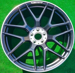 Factory Mercedes Benz Amg Wheel Gt53 Gt63 21 X 10 Genuine Oem Front A2904010800