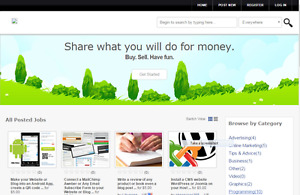 Make Money With Micro Jobs Freelancing Website Free Installation Hosting