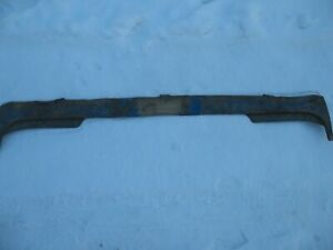 1967 1968 1969 Plymouth Barracuda Front Valance Oem Poor Condition