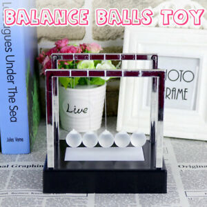 Balls Colorful Led Lighte Toy Art Work Gifts Desk Ornaments Supplies