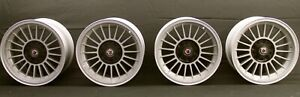 16 Genuine Bmw Rare Alpina Wheels Set Rims Staggered 5x120