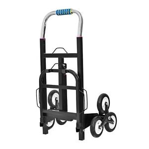420lb Stair Climbing Climber Moving Dolly Hand Truck Warehouse Appliance Cart