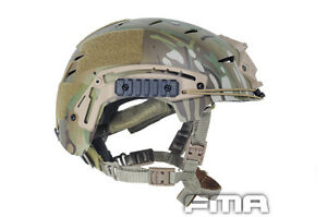 FMA TB785 Tactical Military EX BUMP Multicam Helmet Cycling Airsoft Paintball $69.34