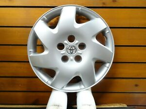 1 2002 06 Toyota Camry Se 16 Oem 7 Slot Hubcap Wheel Cover 42621aa100 61114