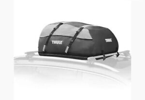 New Thule Luggage Loft 15xt Rooftop Cargo Carrier Weather resistant Bag 15cu Ft
