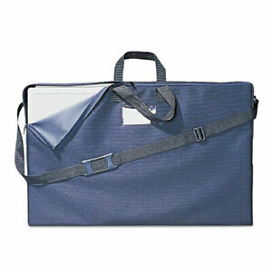 Quartet Tabletop Display Carrying Case Black Canvas Canvas Handle