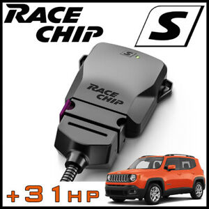 Racechip S Series Chip Programmer Tuner 31hp For 2015 2018 Jeep Renegade 1 4l